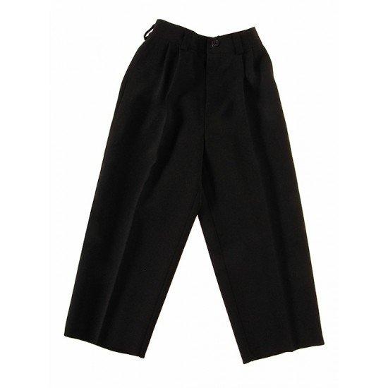 Черен панталон (размери от 1 г до 16 г)