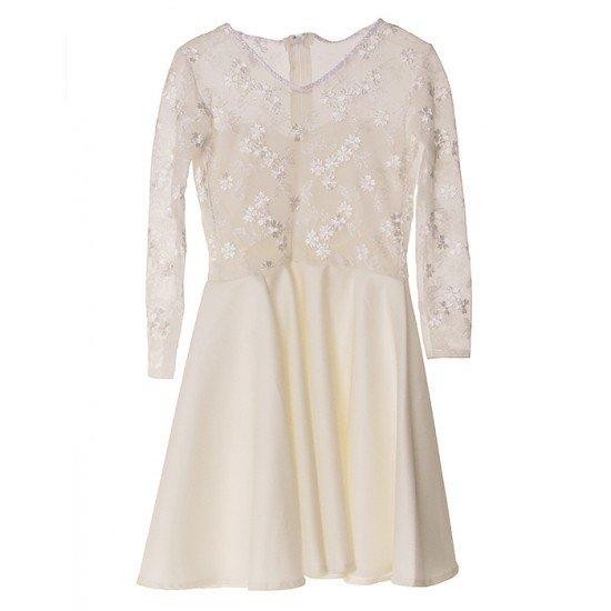 Дантелена рокличка