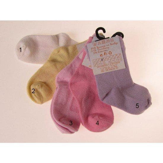 """Чорапки """"Бамби"""" различни цветове"""