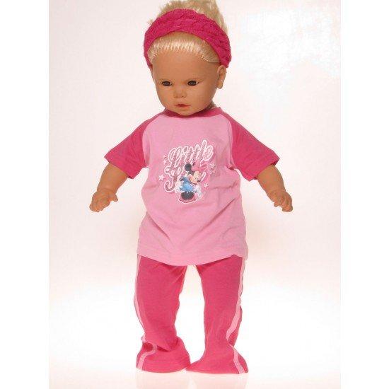 """Пижамка """"Малката Мики"""" в розово"""