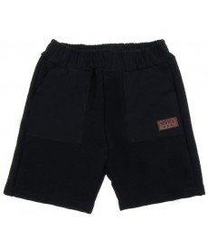 """Къси панталонки за момче """"Слави"""" в тъмно синьо (размери от 86 см до 170 см)"""
