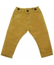 """Панталон """"Вики"""" в горчица (размери от 80 см до 116 см)"""