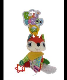 Бебешка играчка за легло/количка- Лисичка