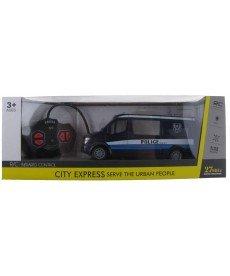HAPPY TOYS - Полицейска кола с дистанционно управление