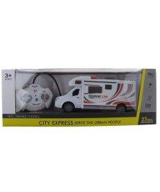 HAPPY TOYS - Кемпер с дистанционно управление