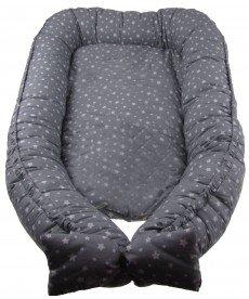 Гнездо за бебета в сиво