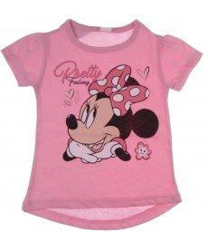 """Тениска """"Мини"""" в розово Т5454.1034С"""