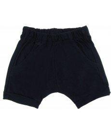 """Къси панталонки """"Лято"""" в тъмно синьо Е3680402С"""