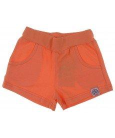 """Къси панталони """"Мати"""" в оранж Е1452378С"""