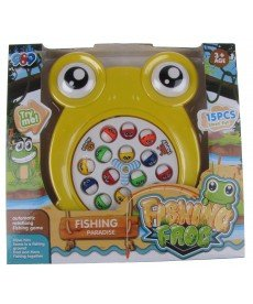 HAPPY TOYS - Настолна игра - Fishing paradise