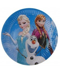 """Парти чинии """"Замръзналото кралство"""" вариант 1"""