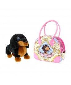 CuteKins Куче Дакел в чанта Donna Chichi