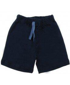"""Къси панталонки за момче """"Тими"""" в тъмно синьо (размери от 68см до 92см )"""