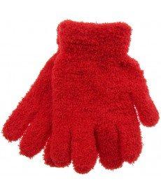 """Ръкавици """"Тина"""" в червено (16 см)"""
