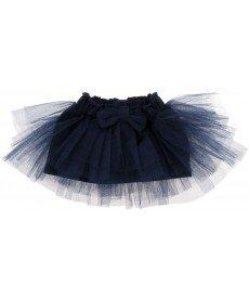 """Туту пола """"Галя"""" в тъмно синьо (Размер от 80 до 92 см)"""