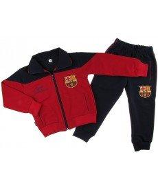 """Комплект """"Барселона"""" в червено и тъмно синьо (от 62 см до 170 см)"""