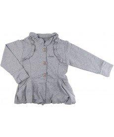 """Сако """"Яница"""" в сиво (размери от 98 см до 128 см)"""