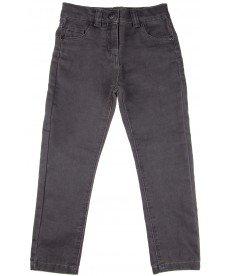 """Дънки """"Слим"""" в сиво (размери от 110 см до 122 см)"""