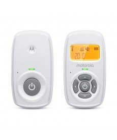 Аудио бебефон Motorola MBP24, Обратна връзка и темепература