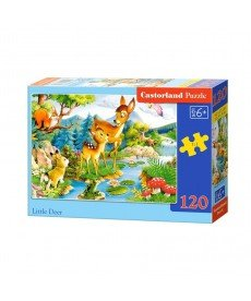 HAPPY TOYS -Little Deer 120 елемента