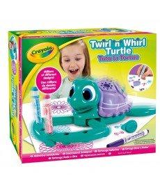 Crayola Художничката Костенурка Twirl and Whirl Turtle
