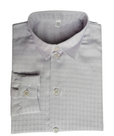 """Риза """"Стил"""" в бледо лилаво"""