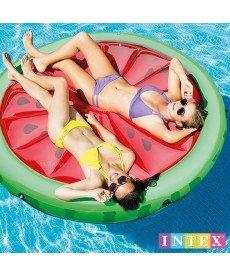 Intex - Надуваем остров Диня