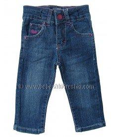 """Еластични дънки """"Нина"""" (размери от 74 см до 98 см)"""