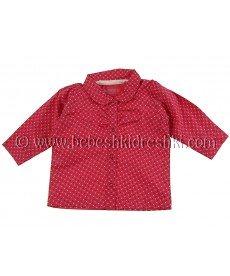 """Риза """"Антония"""" в корал (размери от 62 см до 92 см)"""
