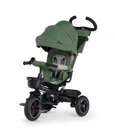 Триколка Kinderkraft SPINSTEP, зелена